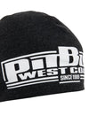 CLASSIC BOXING COMPRESSION BEANIE CHARCOAL MLG - pitbullwestcoast