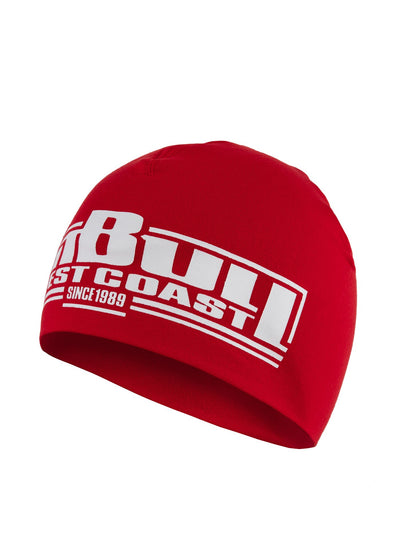 CLASSIC BOXING COMPRESSION BEANIE RED