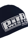 CLASSIC BOXING COMPRESSION BEANIE DARK NAVY - pitbullwestcoast