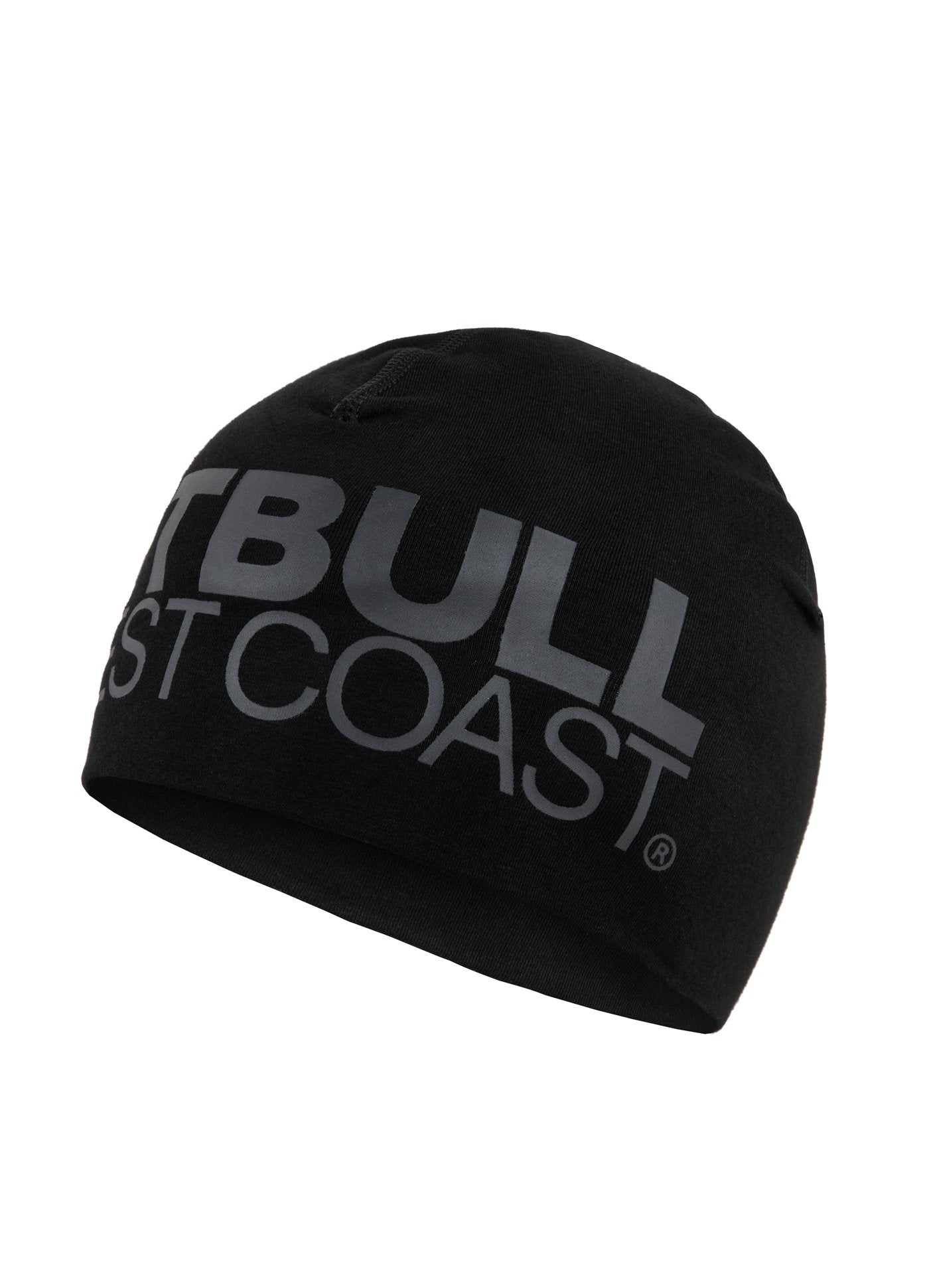 TNM COMPRESSION BEANIE BLACK - pitbullwestcoast