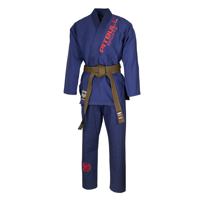 BJJ GI 2017  Dark Navy 450 - pitbullwestcoast