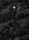 Parka Jacket KINGSTON All Black Camo