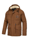 Parka Jacket GUNNER Brown