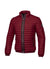 JACKET MAXWELL BURGUNDY - pitbullwestcoast