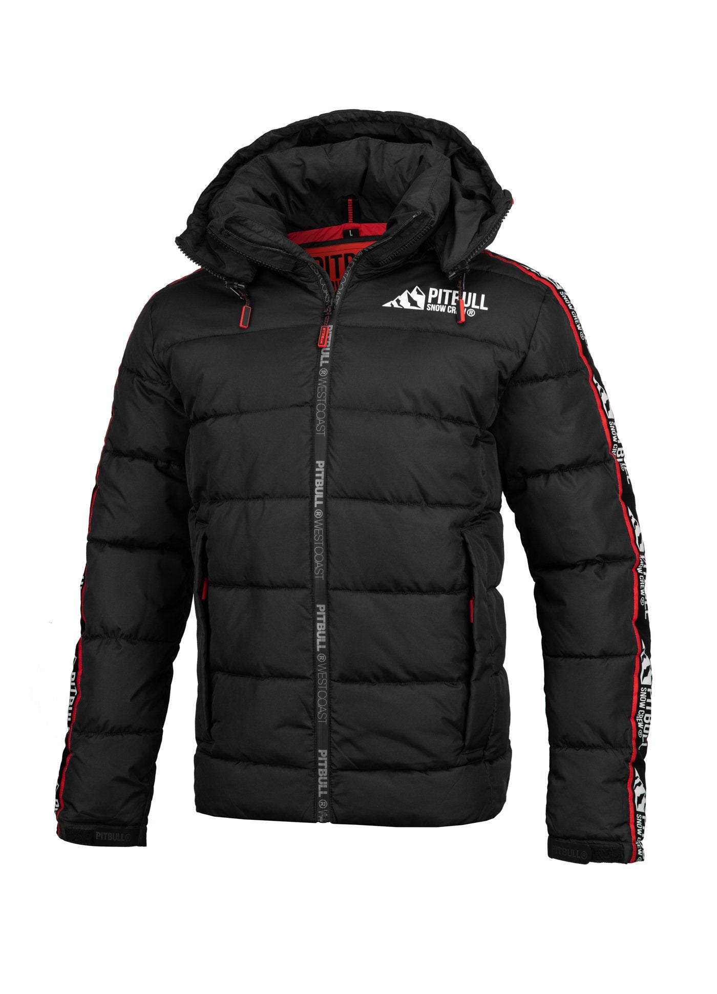 PITBULL WEST COAST WINTER JACKET AIRWAY 2019