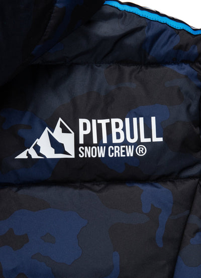 JACKET AIRWAY DARK NAVY CAMO