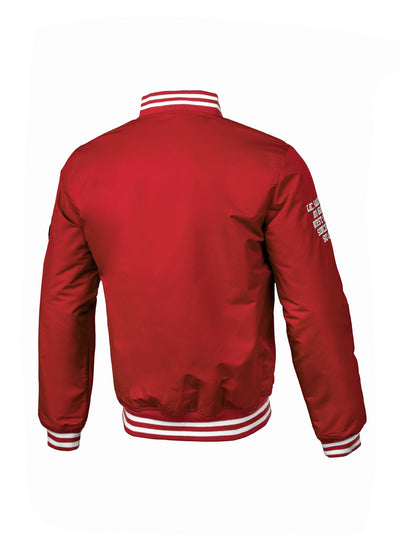 JACKET HERSON RED