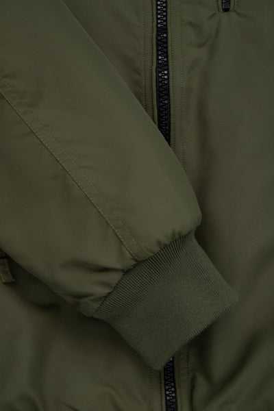 JACKET SPINNAKER II OLIVE