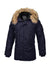 JACKET ALDER DARK NAVY - pitbullwestcoast