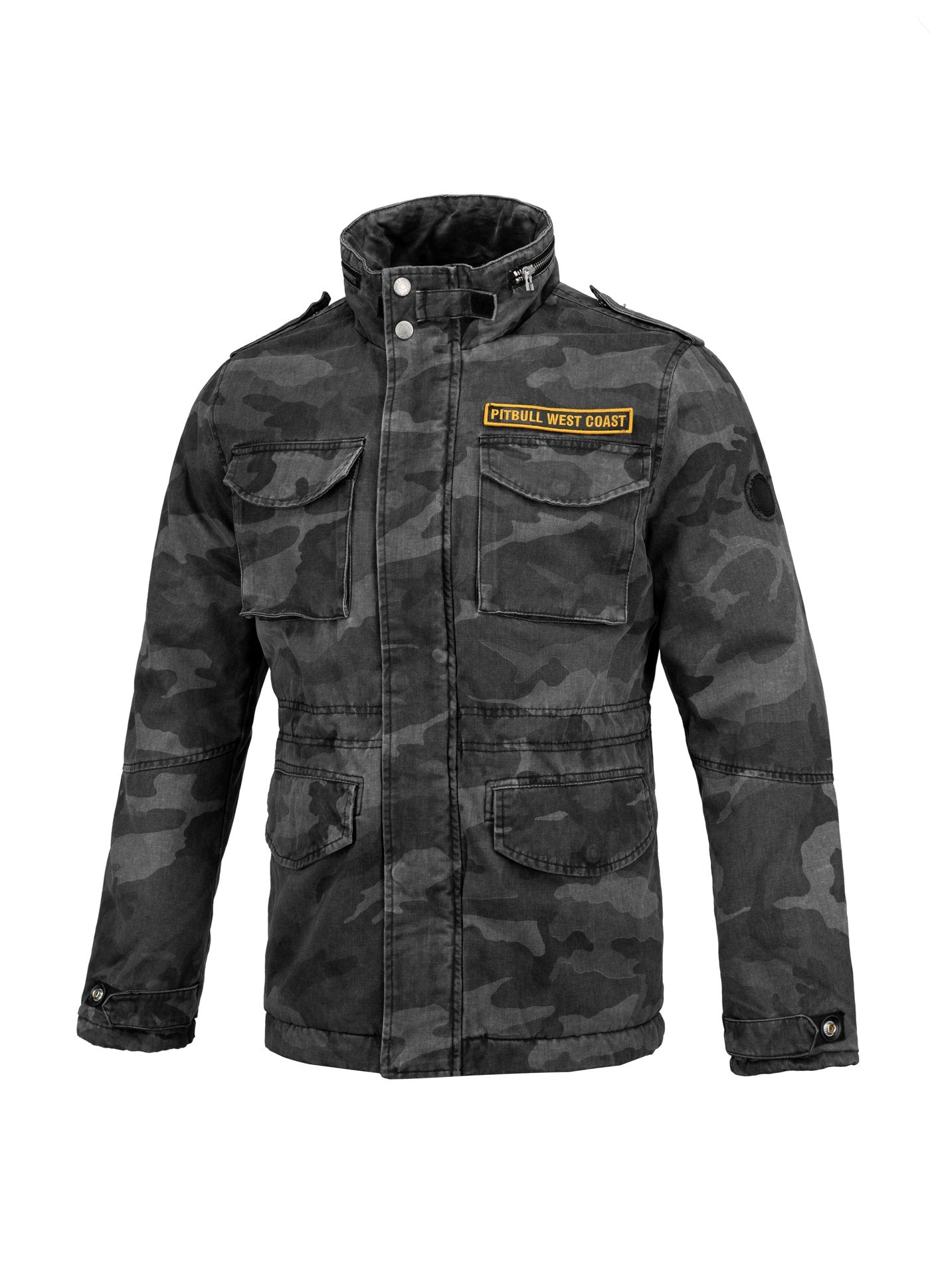 WINTER JACKET MONTEREY BACK CAMO - pitbullwestcoast