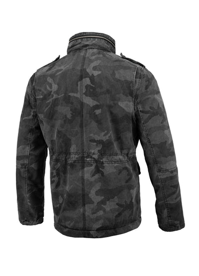 WINTER JACKET MONTEREY BACK CAMO