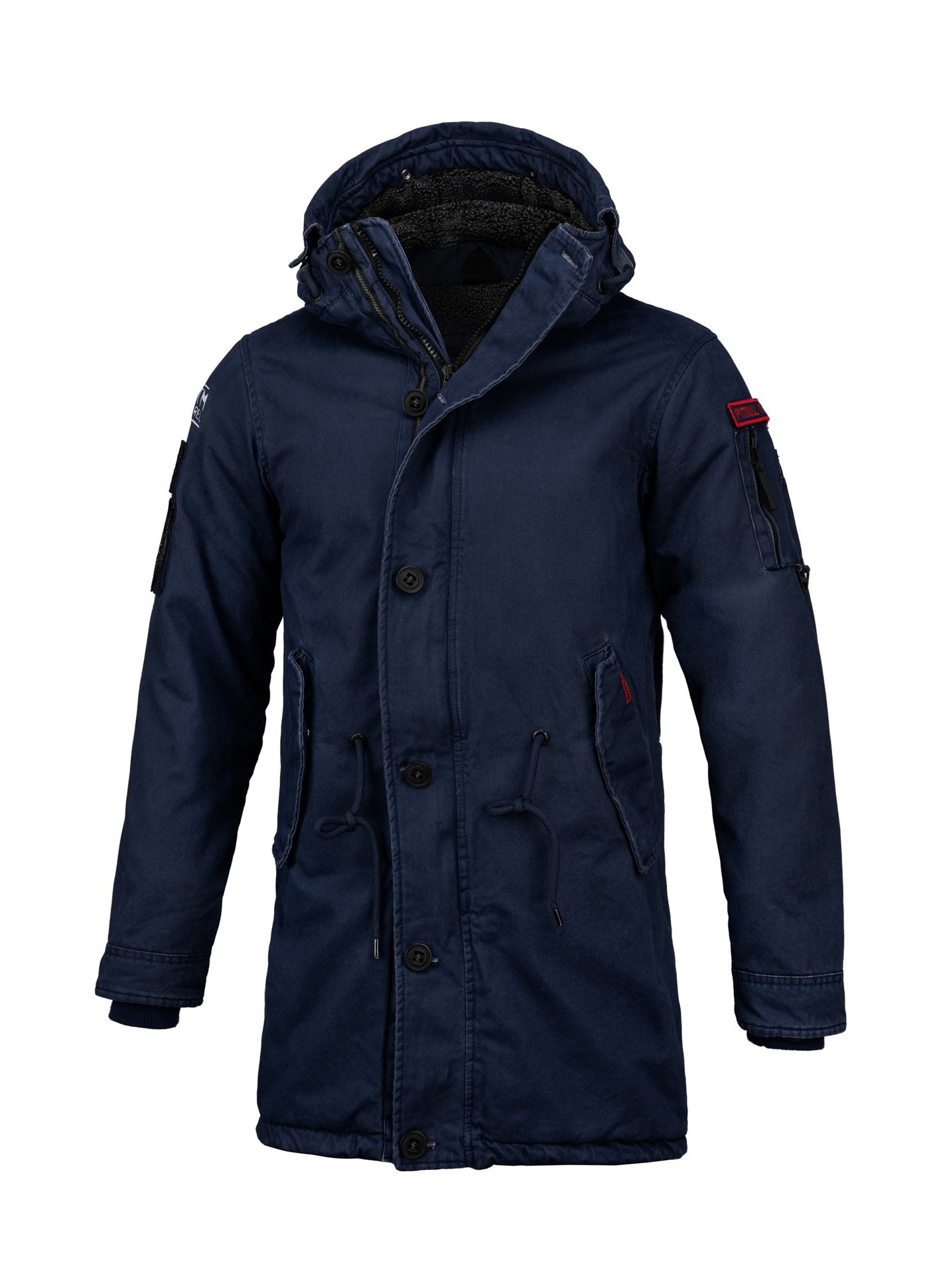 WINTER JACKET HEMLOCK III DARK NAVY - pitbullwestcoast