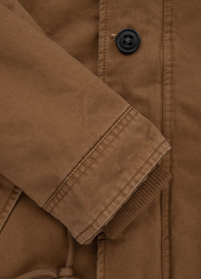 WINTER JACKET HEMLOCK III BROWN