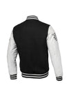 JACKET MELTON WILSON BLACK/WHITE