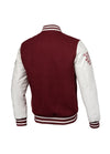 JACKET MELTON WILSON BURGUNDY