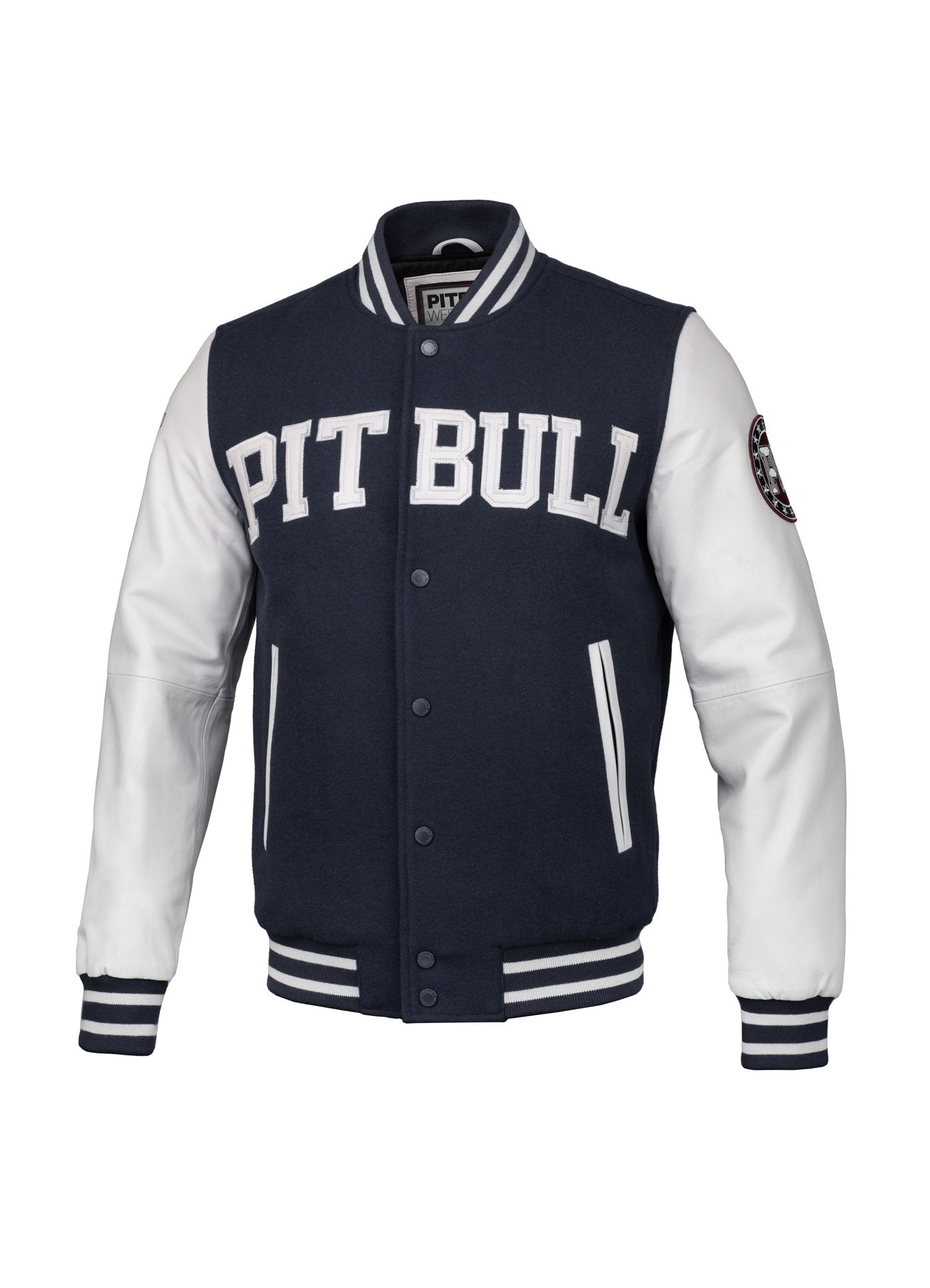 pitbull west coast jacket fall winter 2019 melton wilson