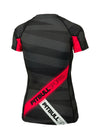 TAPE Women Rashguard Short Sleeve - pitbullwestcoast