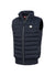 Light Quilted Vest GRANGER Dark Navy - Pitbull West Coast  UK Store