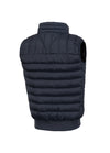 Light Quilted Vest GRANGER Dark Navy