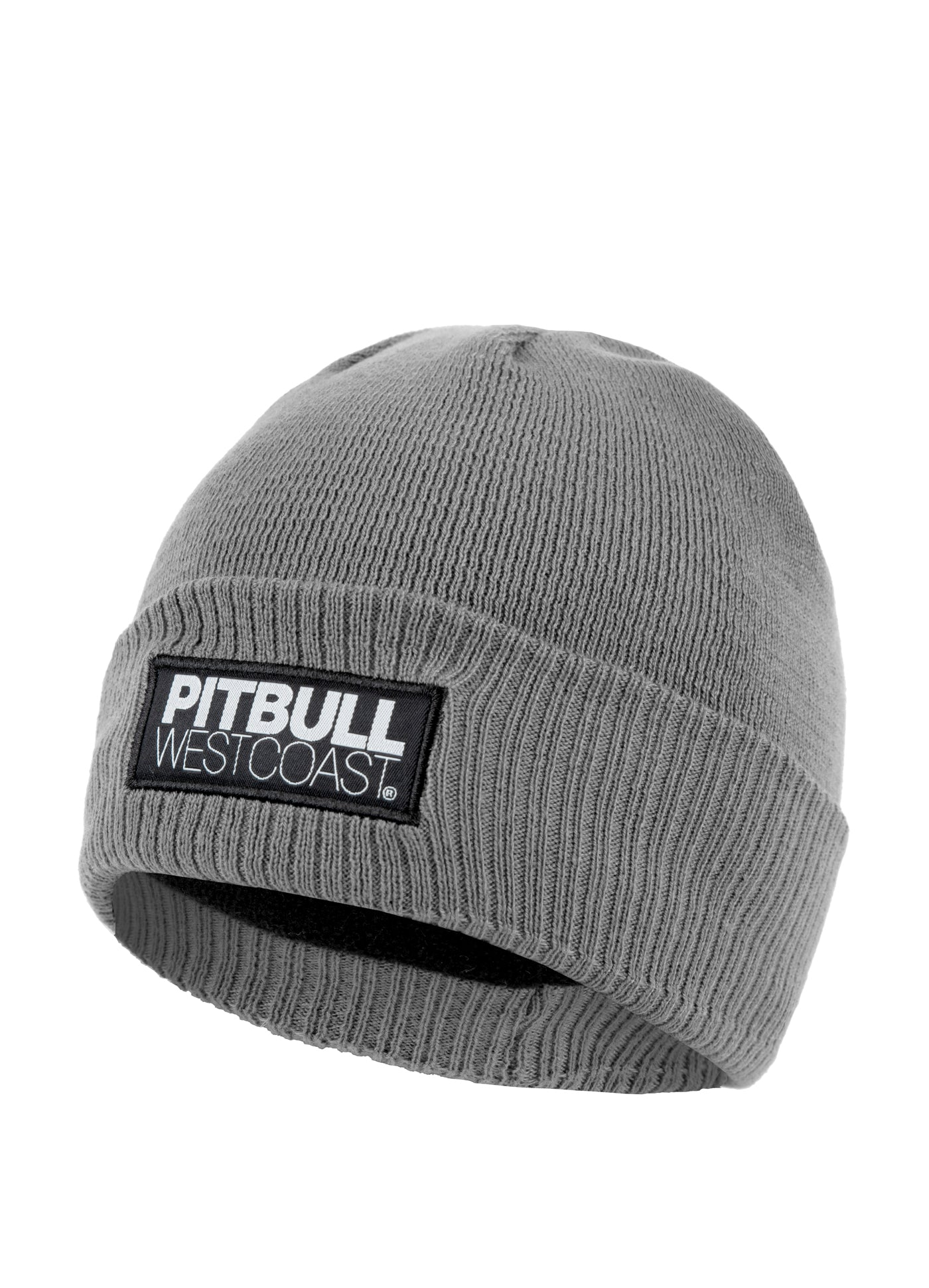 TNT Winter Beanie Grey - Pitbull West Coast  UK Store