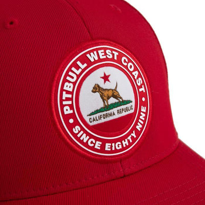 MESH BASEBALL FULL CAP CALIFORNIA
