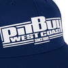 FULL CAP CLASSIC BOXING Blue - pitbullwestcoast