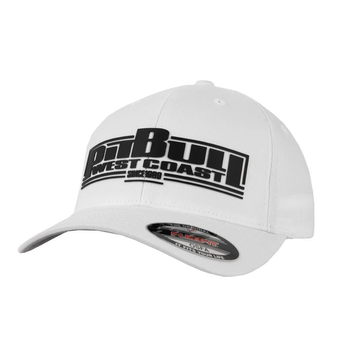FULL CAP CLASSIC BOXING White - pitbullwestcoast