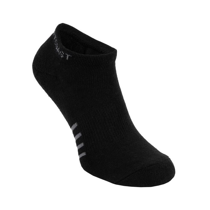 Thin Pad Socks 3pack Black - pitbullwestcoast