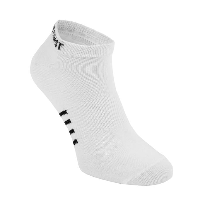 Thin Pad Socks 3pack White - pitbullwestcoast