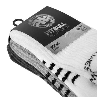 High Ankle Socks 3pack