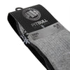 Thin Socks Pad TNT 3pack Grey/Charcoal/Black