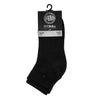 Thin Socks Low Ankle TNT 3pack Black