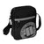 Cross Body Bag PITBULL 89 Black / Grey