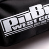 Waistbag BOXING Black / White