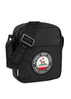 SHOULDER BAG  CIRCAL DOG BLACK - pitbullwestcoast