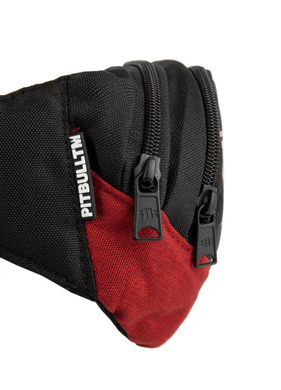 WAISTBAG BOXING BLACK-RED