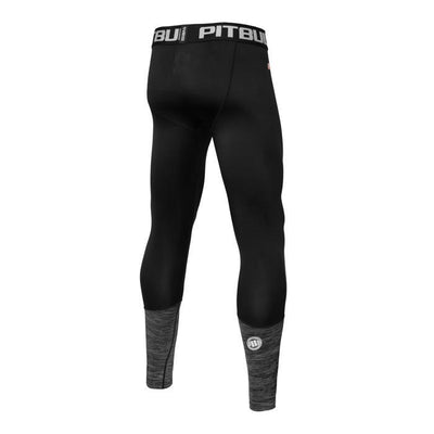 pitbull west coast compression pants melange sportswear training