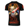Wanna Play Games Short Sleeve Rashguard - Pitbull West Coast  UK Store