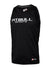 TANK TOP COMPRESSION PRO PLUS MLG Black - pitbullwestcoast