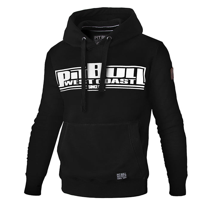 """Classic Boxing"" Hooded"