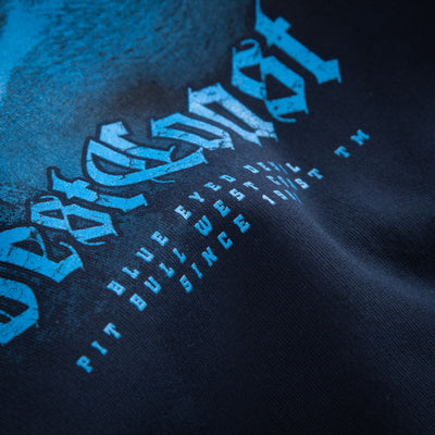 Blue Eyed Devil Crewneck Sweatshirt VI