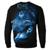Blue Eyed Devil X Crewneck Sweatshirt