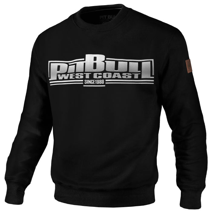 BOXING 18 CREWNECK BLACK