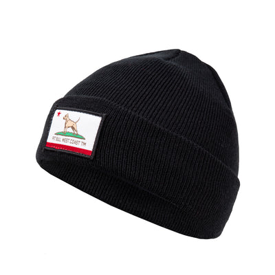 CALIFORNIA DOG Beanie