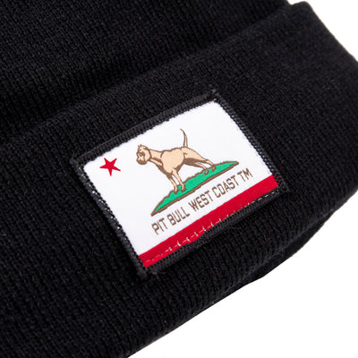 """CALIFORNIA DOG"" Beanie"