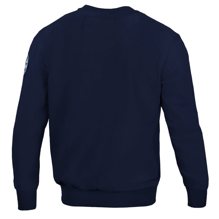 Crewneck CAL FLAG Dark Navy
