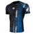 Charger Blue Short Sleeve Rashguard
