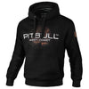 pitbull westcoast city of dogs hooded sweatshirt