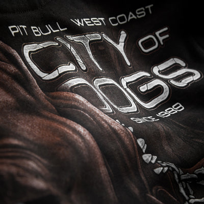 City Of Dogs Hooded  '18