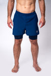 Shorts Mesh PRO PLUS MLG Dark Navy - pitbullwestcoast
